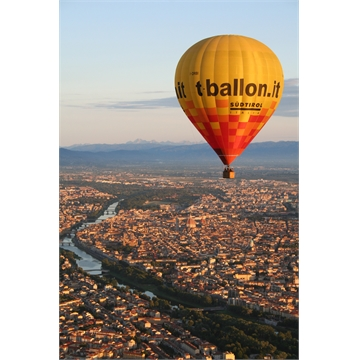 Save 15% on all hot air balloon flights