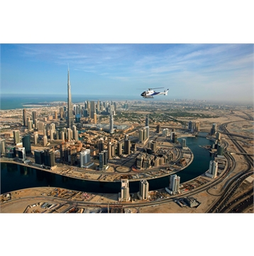 Save 15% on Dubai aerial tours