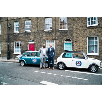 "15% off ""London's Best Bits"" 2-hour car tour"