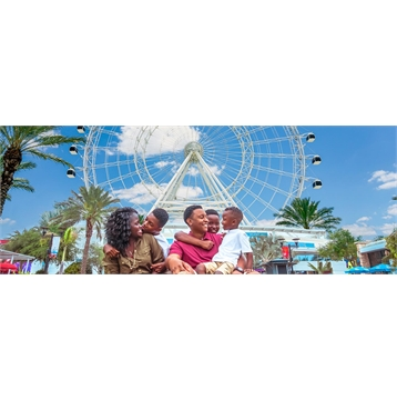 Save 20% Off Regular Admission to ICON Orlando™