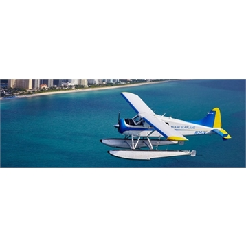 Miami Seaplane -- Save $40 on South Beach Tour
