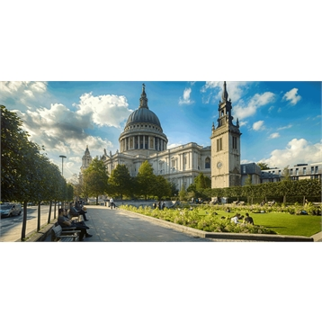 Save extra 10% off your priority entrance to  St Paul's Cathedral